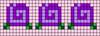 Alpha pattern #25923 variation #13308