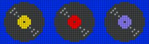 Alpha pattern #27867 variation #13368