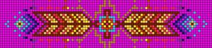 Alpha pattern #27845 variation #13369