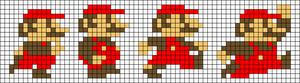 Alpha pattern #26796 variation #13583