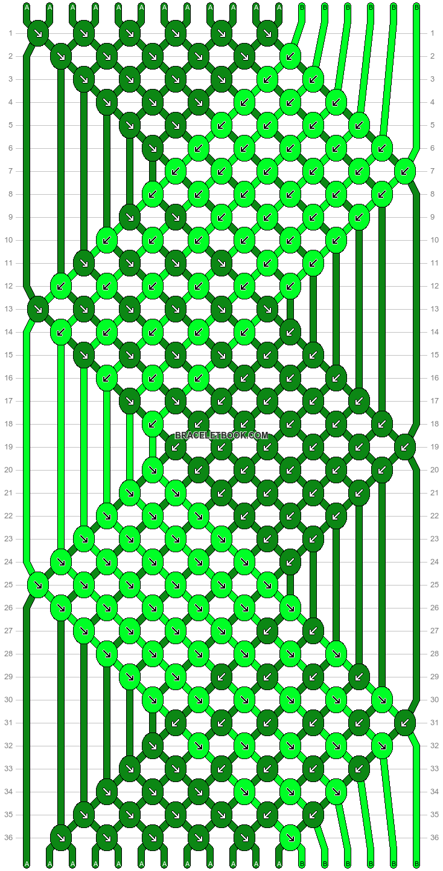 Normal pattern #16606 variation #13589 pattern