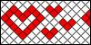 Normal pattern #7437 variation #13645