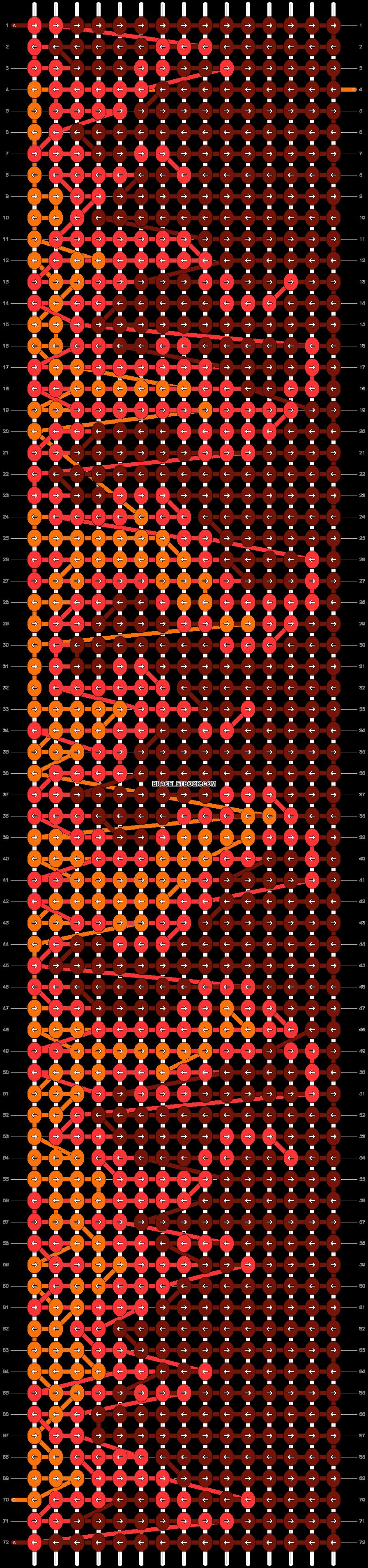 Alpha pattern #25564 variation #13651 pattern