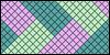 Normal pattern #260 variation #13745