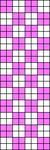 Alpha pattern #26623 variation #13878