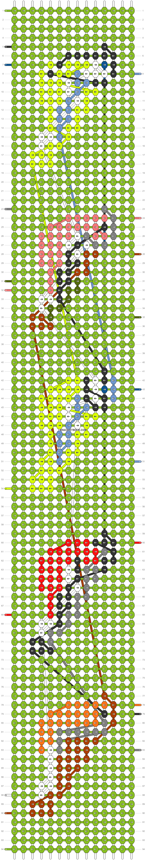 Alpha pattern #21835 variation #13903 pattern