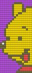 Alpha pattern #27987 variation #13964