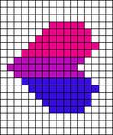 Alpha pattern #27226 variation #14094