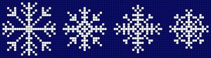 Alpha pattern #28085 variation #14215