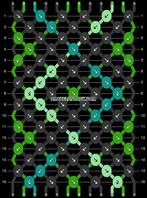 Normal pattern #27748 variation #14251 pattern