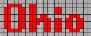 Alpha pattern #2702 variation #14266