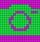 Alpha pattern #27310 variation #14301