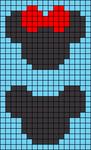 Alpha pattern #25048 variation #14336