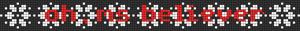 Alpha pattern #28190 variation #14594