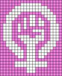 Alpha pattern #28189 variation #14613