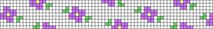 Alpha pattern #21241 variation #14630