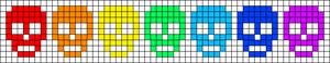 Alpha pattern #16104 variation #14656