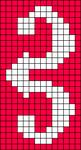 Alpha pattern #18327 variation #14679
