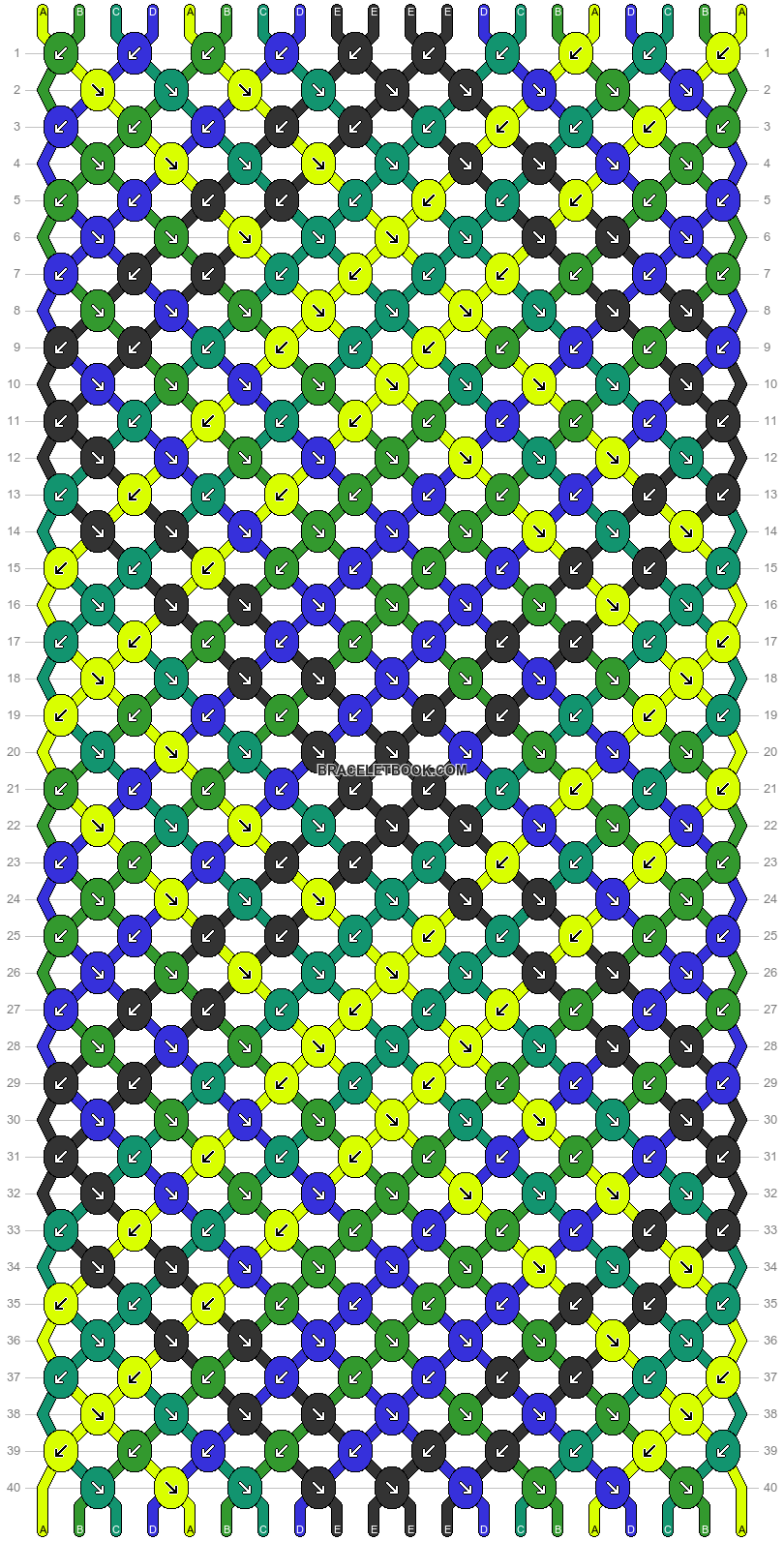 Normal pattern #28206 variation #14682 pattern