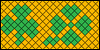 Normal pattern #13323 variation #14721