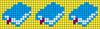 Alpha pattern #26853 variation #14736