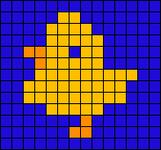 Alpha pattern #27092 variation #14772