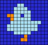 Alpha pattern #27092 variation #14777