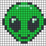Alpha pattern #18259 variation #14810