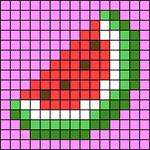 Alpha pattern #28133 variation #14827