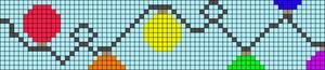 Alpha pattern #15847 variation #14886