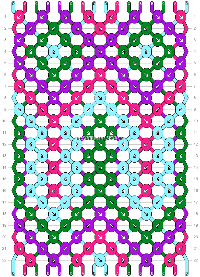 Normal pattern #24090 variation #14916 pattern