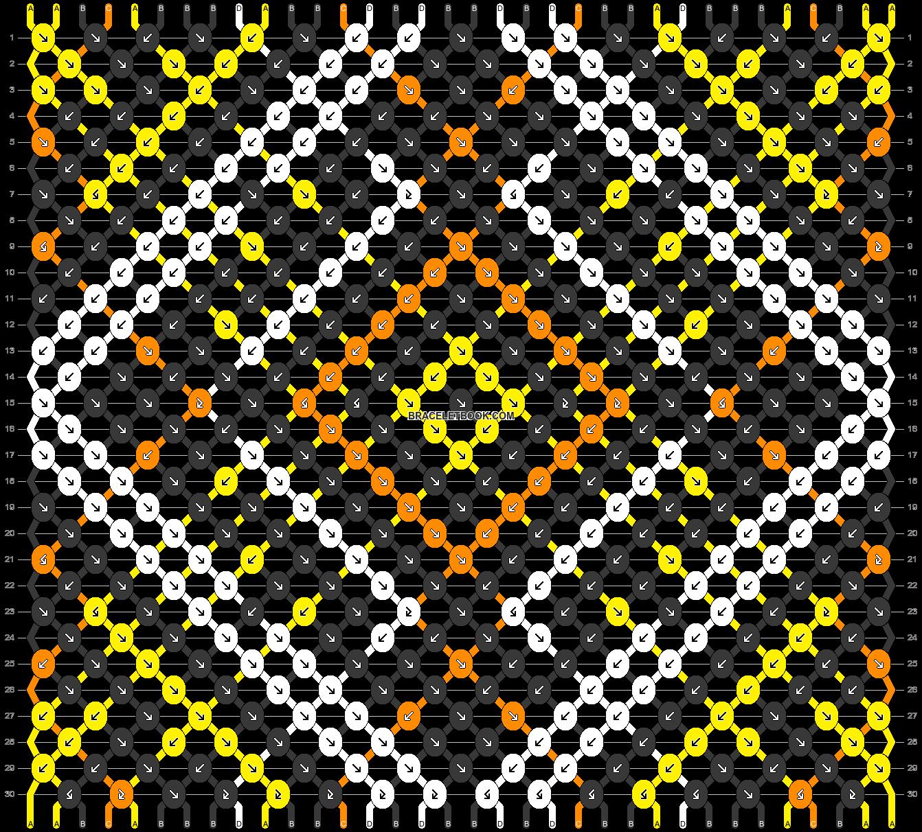 Normal pattern #21012 variation #14918 pattern