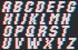 Alpha pattern #26781 variation #14935