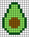 Alpha pattern #28330 variation #15024