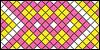 Normal pattern #3907 variation #15026