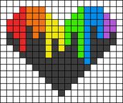 Alpha pattern #18222 variation #15031