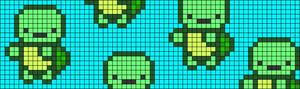 Alpha pattern #28285 variation #15037