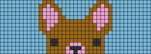 Alpha pattern #24588 variation #15165