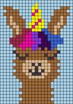 Alpha pattern #28386 variation #15183