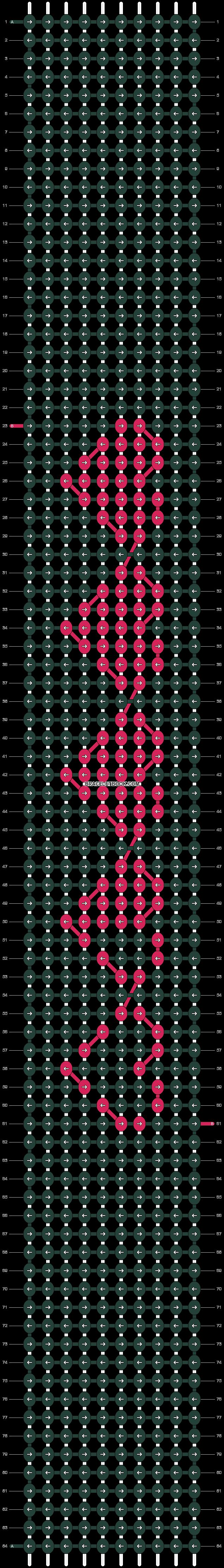 Alpha pattern #17376 variation #15282 pattern