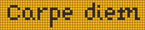 Alpha pattern #20940 variation #15305