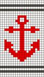 Alpha pattern #22391 variation #15316