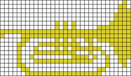 Alpha pattern #21152 variation #15341