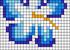 Alpha pattern #6601 variation #15441