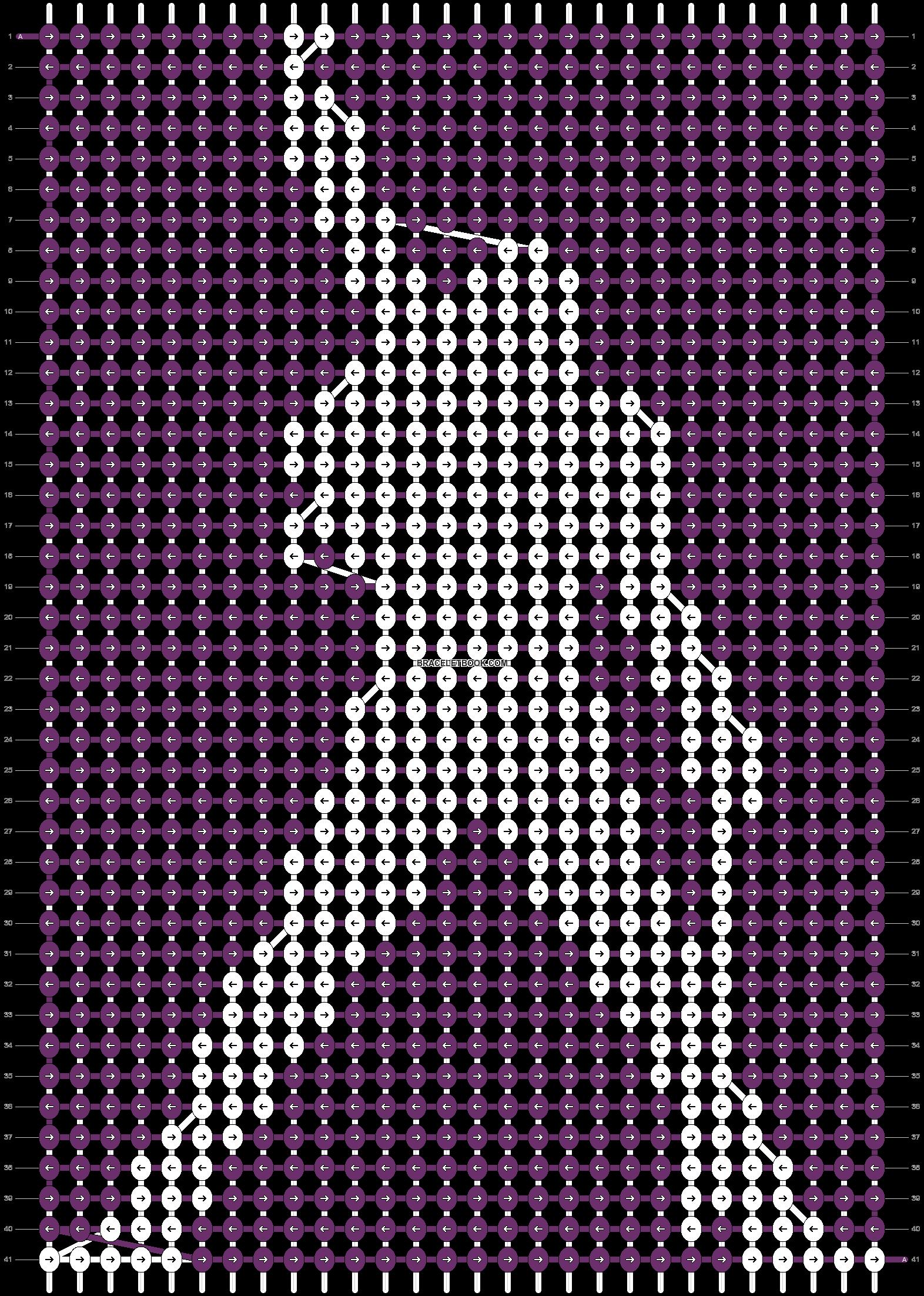 Alpha pattern #8180 variation #15719 pattern