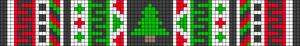 Alpha pattern #11904 variation #15743