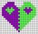 Alpha pattern #11049 variation #15781
