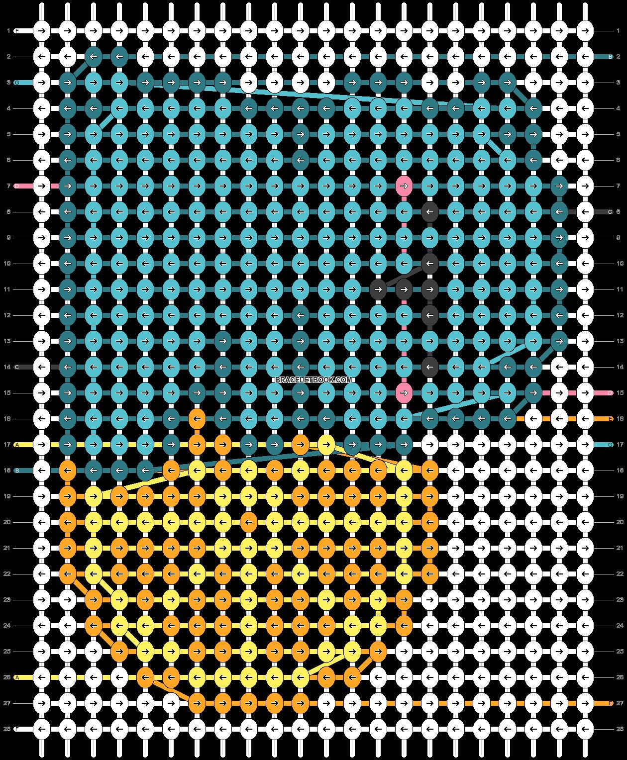 Alpha pattern #28619 variation #15851 pattern