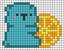 Alpha pattern #28619 variation #15851