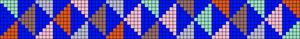 Alpha pattern #28232 variation #15917